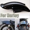 Mudguards Rear Fender For Harley Davidson Solo Seat Bobber Chopper Cafe Racer