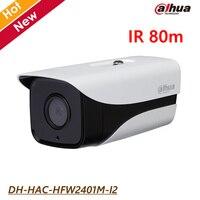 Dahua 4MP HDCVI Camera Outdoor Camera DH HAC HFW2401M I2 IR 80m 1080p Waterproof IP67 CMOS