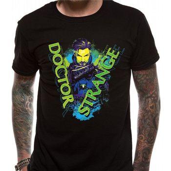 2f64a0256c9 Doctor extraño-Cumberbatch película camiseta con estampado de  pintura-nuevos y oficiales hombres nueva