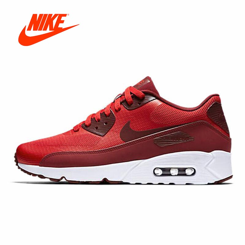 Original New Arrival Authentic NIKE AIR MAX 90 ULTRA 2.0 Men's Breathable Running Shoes Sneakers Trainers Outdoor Athletic original new arrival authentic nike air max 90 ultra 2 0 flyknit men s running shoes breathable lightweight non slip outdoor