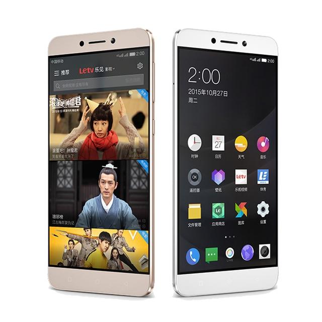 "Original LeTV 1S Letv x500 X501 Smart Phone MTK Helio X10 Octa Core 5.5"" 1920x1080 3GB RAM 32G ROM LTE FingerPrint ID"