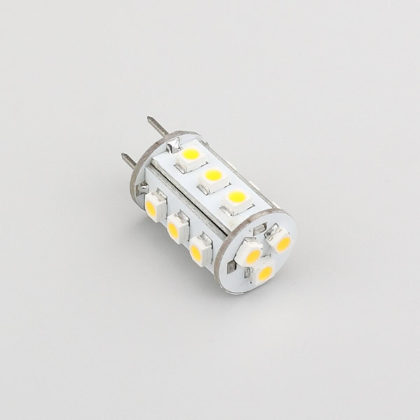 12VDC GY6.35 LED G6.35 LIGHT LAMP LED BULB Y6.35 Lamp 1W 15led 3528SMD Commercial Engineering Indoor Professional 20PCS/LOT