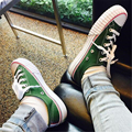 ulzzang women flats shoes classic low top canvas shoes street style casual shoes women leisure flats breathable unisex shoes