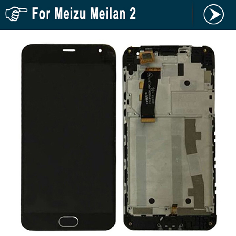 for Meizu m2 M2 mini Meilan 2 LCD Display Panel font b Screen b font Monitor