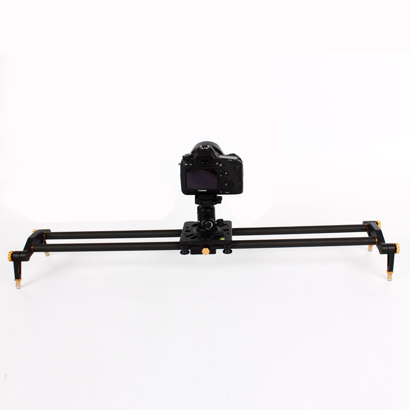 60cm/80cm/100cm/120cm 6 Bearing Carbon DSLR Camera DV Slider Track Rail Video Stabilizer Slide for Photography Studio Camcorder цена