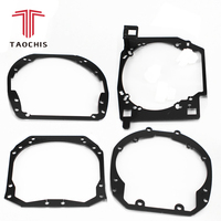 TAOCHIS Car Styling frame adapter Hella 3r G5 Projector lens retrofit for JAC Refine S3 S5 S7