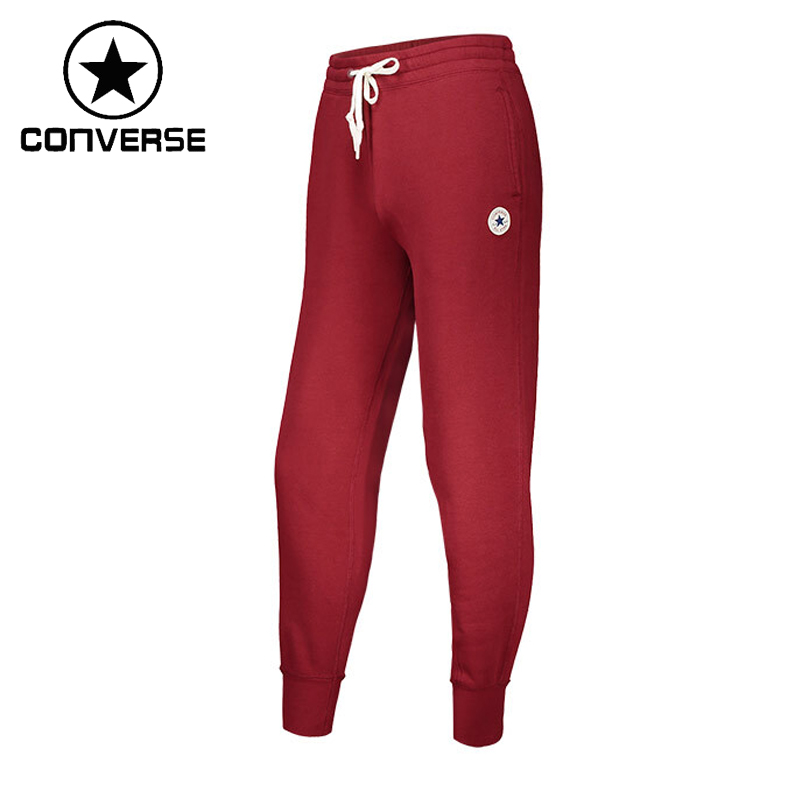 Original New Arrival  Converse Knitted Men's Pants  Sportswear