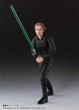 SHFiguarts S.H.Figuarts Star Wars Luke Skywalker PVC Action Figure Collectible Model Toy 15cm KT4173