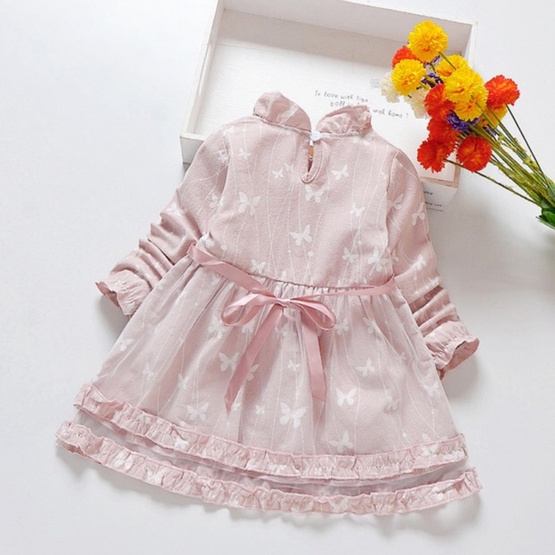 A-line, Child, Cotton, Clothes, Princess, Kids
