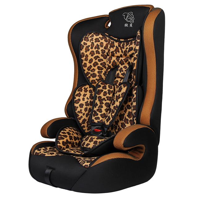 0-4 años de edad del niño asiento de seguridad del coche con el bebé bebé 9 meses-12 años de edad sentado 3C certificación