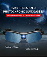Polarized Sunglasses Mens Accessories 2019 Sports Sun Glasses Driving Shade Eyewear Extremely Trend Blink Photochromic Sunglass