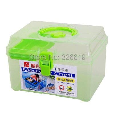 Бесплатная доставка здоровья комплекты ребенок Медицина Box небольшие pyxides Медицина Box