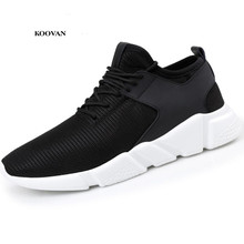 Koovan Women Sneakers 2018 New Couple Sports Shoes