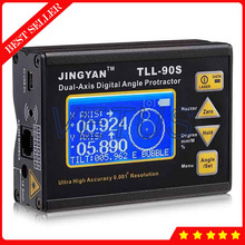 Sale TLL-90S Professinal Dual-axis LCD Digital Angle Meter