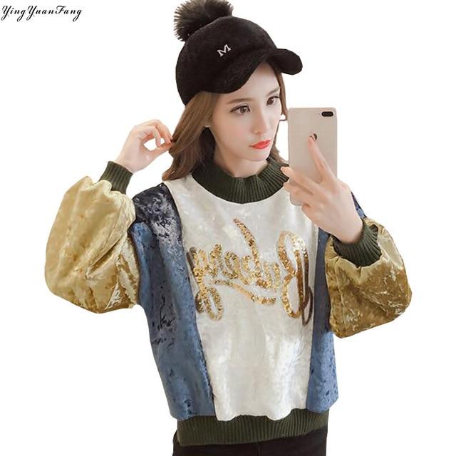 c673b81b5b91 YingYuanFang-Fashion-new-autumn-and-winter-gold-velvet-plus -velvet-thick-double-sided-velvet-sequins-long.jpg_640x640.jpg