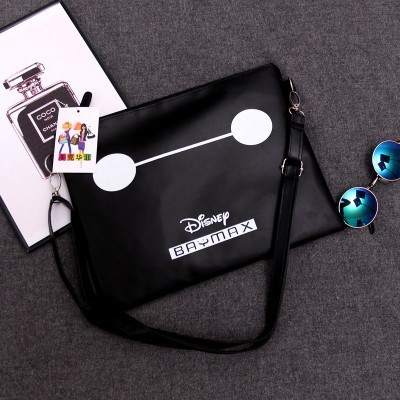 Pochette bandoulière Minnie Mickey en cuir PU