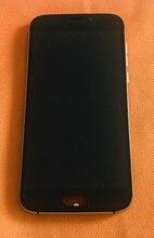"""Kullanılan orijinal lcd Ekran + Dokunmatik Ekran + Çerçeve DOOGEE X9 S X9S Dört Çekirdekli 5.5 """"HD Ücretsiz kargo"""