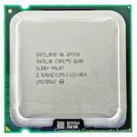 INTEL Q9550 INTEL core 2 quad Q9550 Sockel LGA 775 CPU Prozessor (2,83 Ghz/12 M/1333 GHz) desktop-CPU kostenloser versand