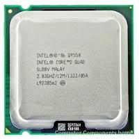INTEL Q9550 INTEL core 2 quad Q9550 Socket LGA 775 CPU Процессор (2,83 ГГц/12 м/1333 ГГц) настольный процессор Бесплатная доставка