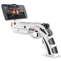Ipega PG 9082 AR VR Game Gun Bluetooth Gamepad Virtual Augmented Reality Shooting With Vibration Joystick