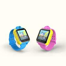 Symrun Kinder Gps Tracker Smartwatch Telefon Kamera Lbs Lage Sos Passometer Wasserdicht 3G Uhr Telefon