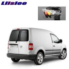 LiisLee автомобиля CCD ночного вида Vsion камера заднего вида для Volkswagen VW Caddy Maxi 2004~ Резервное копирование Обратный CAM