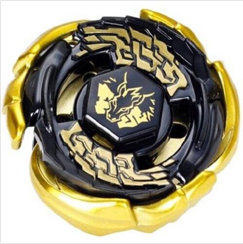 GOLD Galaxy Pegasus (Pegasis) Beyblade Black Hole / Sun Version - USA SELLER!