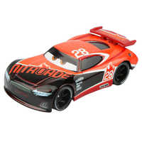 Disney Pixar Autos 3 Neue Rolle No. 28 Nitroade Blitz McQueen 1:55 Diecast Metall Legierung Auto Modell Geburtstag Geschenk Spielzeug für Junge Kind