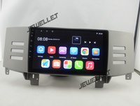 9 Quad core Android 8.1 Car GPS radio Navigation for Toyota Mark X 2004 2009 with 4G/Wifi DVR OBD mirror link
