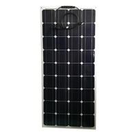 Solar Panel Flexible 100w 12v 4 PCs Solar Modules 400w Solar Battery Charger Caravan Car Camping Motorhomes Rv Phone Boat Yacht