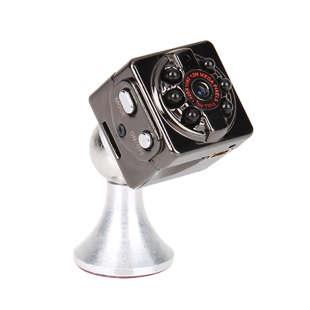 1080P Mini Car Camcorder Full HD Car DVR Night Vision Car Dashcam Video Camera Recorder GPS Camera Mini DV car-styling
