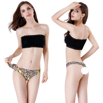 Sexy Seamless Panties For Women G-String Thong 1