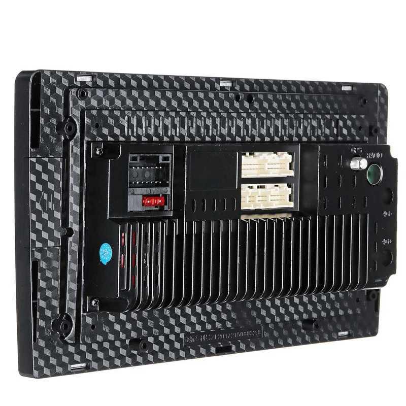 2 Din 9 インチのアンドロイド 8.1 ユニバーサルカーラジオダブル Din ステレオ Gps ナビゲーションダッシュビデオ Wifi Usb Bluetooth 車ラジオマルチ