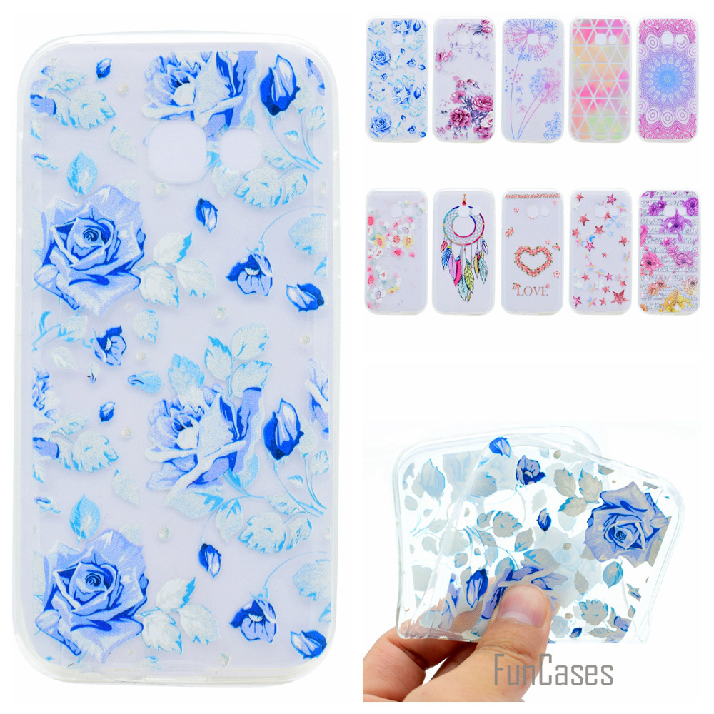 Cute Phone Case For Samsung Galaxy J5 Prime Coque Colorful Style Soft TPU Capa For Samsung ON5 2016 G5700 Fundas Back Cover