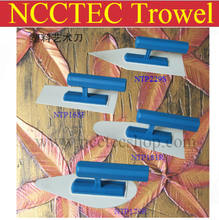 a package of plastic trowels FREE shipping   Art paint batch knife plastering trowel wall spatula tool   4 pcs per package