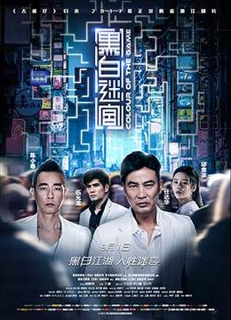 《黑白迷宫》2017年中国大陆,香港剧情,动作,犯罪电影在线观看