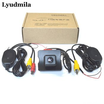 Lyudmila Wireless Camera For Mercedes Benz ML M Class MB W164 Rear view Back up Reverse Parking Camera / HD CCD Night Vision high quality chrome tail light cover for mercedes benz w164 ml class free shipping