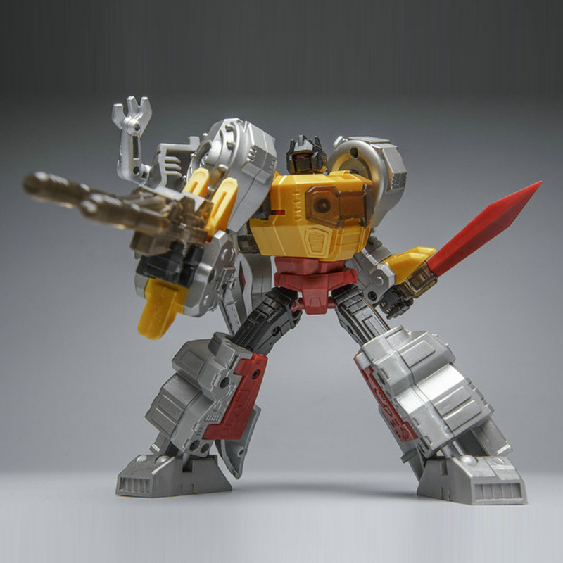 (In STOCK) Toys Warbotron WB-03F Computron Grimlock