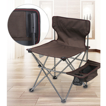 1pcs Portable Folding Chair Outdoor Oxford Cloth Ultralight Fishing Chairs Mesh Seat Stool for Camping Picnic Beach Fishing Tool все цены