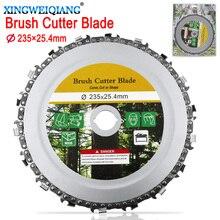 9 дюймов шлифовальный диск и цепь тонкой резки цепи набор для 235x25,4 мм Угловая шлифовальная машина