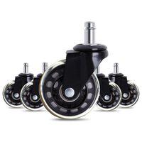 Büro Stuhl Caster Räder Roller Rollerblade Stil Castor Rad Ersatz (2 5 zoll)|Rollen|Heimwerkerbedarf -