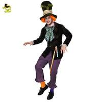 Halloween Costumes Masquerade Clown Clothes Suit Dress Clown Circus Clown Costume Men S Clothing Men Cosplay