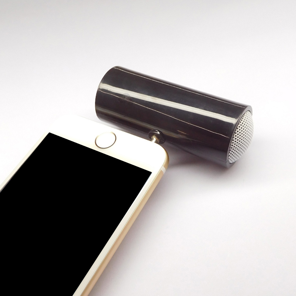 3.5mm Direct Insert Stereo Mini Speaker MP3 Music Player Loudspeaker for Mobile Phone Tablet PC