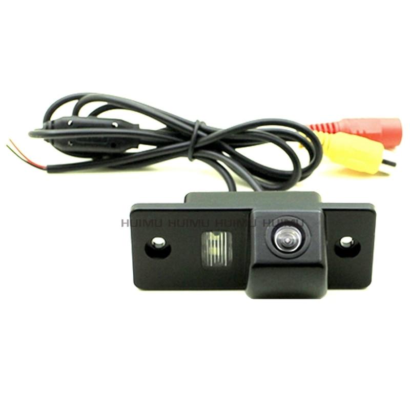 HUIMU wireless car Rear view camera Reverse parking assist for PORSCHE CAYENNE  VW TIGUAN santana TOUAREG POLO sedan PASSAT GOLF V