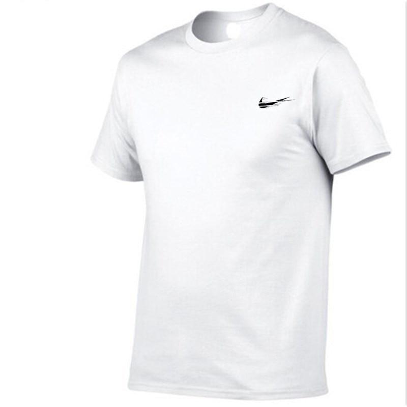 Mens T-shirt Kortärmad 2018 Sommar Roligt T-shirt Mode märke Logo - Herrkläder