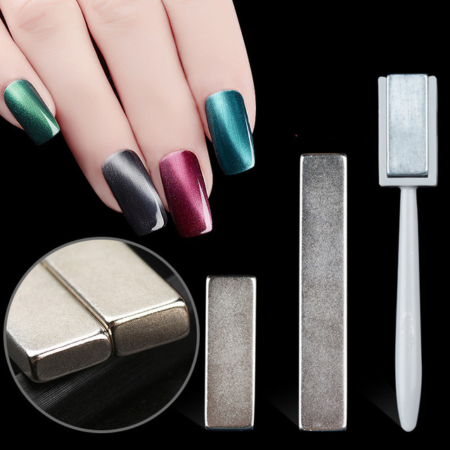 Exclusive Cat Eye Strong Effect Magnet Block Slice 3D Tips Magnetic ...