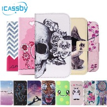 Phone Etui For Coque Samsung Galaxy Core Prime LTE G360 Case Leather Wallet Flip Cover For Samsung G360H G360F Housing Capinha