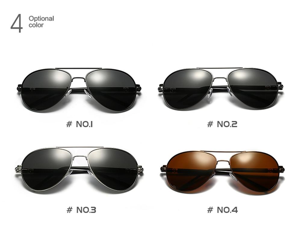 2017 mode männer polarisierte sonnenbrille multicolor polaroid - Bekleidungszubehör - Foto 6