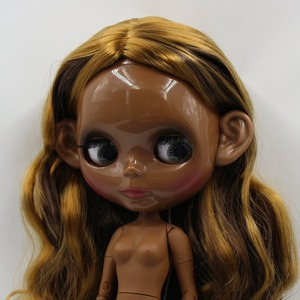 Image 3 - DBS blyth doll icy toy ears toy white natural tan dark and super black skin, only ears no doll