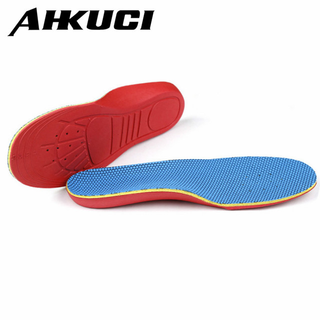 00eb6323fc Children Insoles Flat Feet O/X Leg Correct Corrective Insoles Arch Support  Shoes Pad Shock-Absorbant Cushion Breathable Can Cut